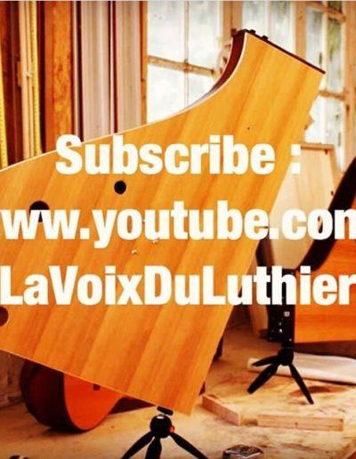 La Voix du Luthier