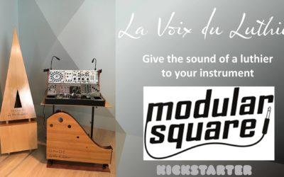 Samedi 10 Novembre – Modularsquare – Paris