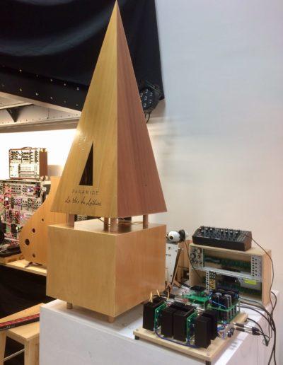 La Voix du Luthier - Pyramide