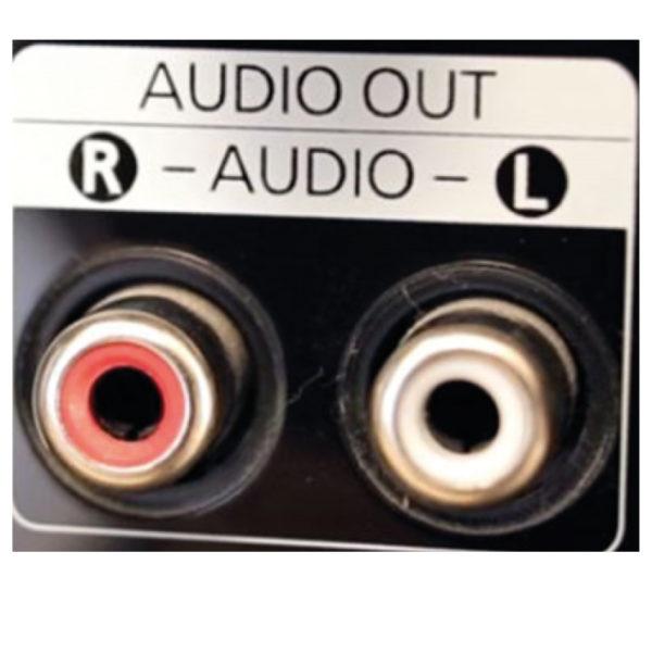 Class-A - RCA additional audio inputs