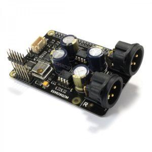 Class-A - XLR additional line inputs