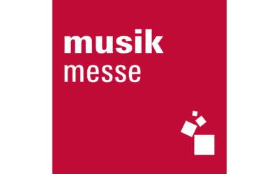 La Voix du Luthier at MUSIKMESSE 2019