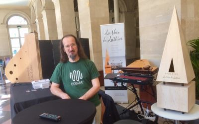 La Voix du Luthier at INAsound – Paris