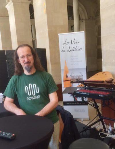 La Voix Du Luthier - INAsound - Paris