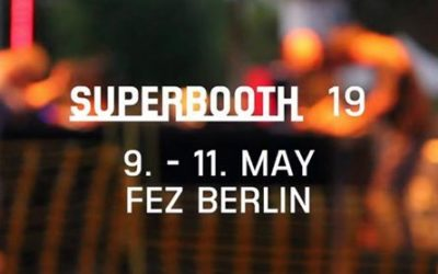 La Voix du Luthier at Superbooth 2019