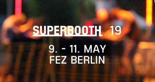 La Voix du Luthier - Superbooth 2019