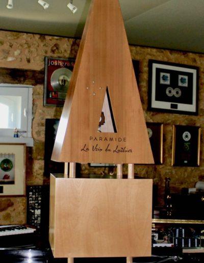 La Voix du Luthier - Pyramid